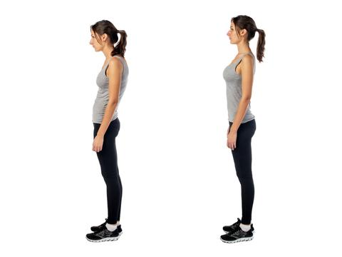 Ease Lower Back Pain with Good Posture