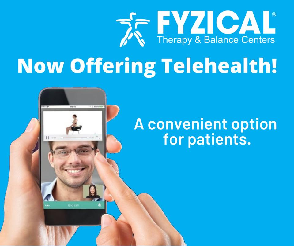 Call us for your Telehealth Options