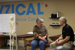 FYZICAL Therapy & Balance Centers Hosted Free Low Back Pain Workshop in Sabraton