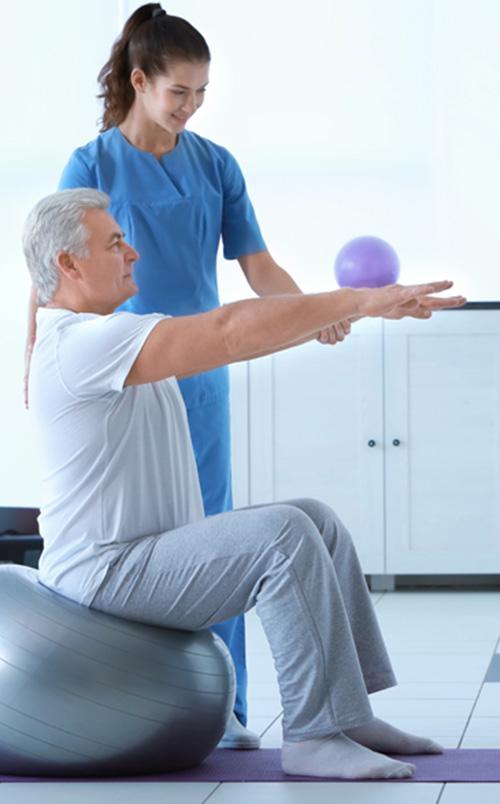 Balance Therapy Program